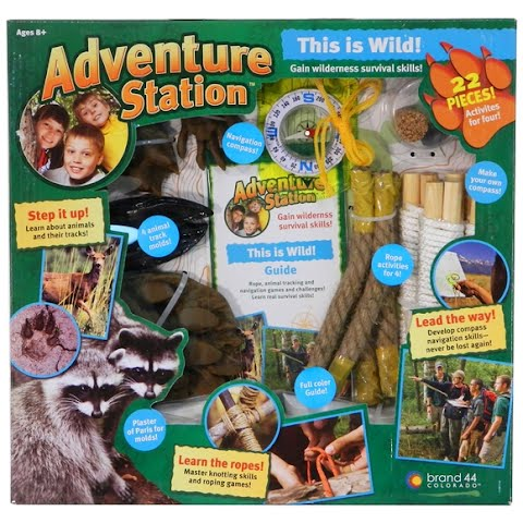 Image of Adventure Station This Is Wild Kit