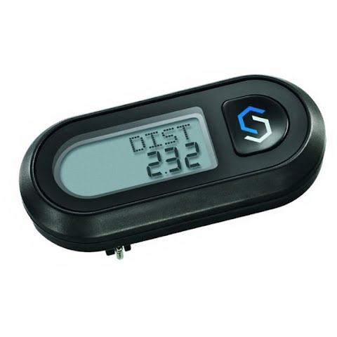 Product image of Sportline Sync Distance / Calories Pedometer - Black
