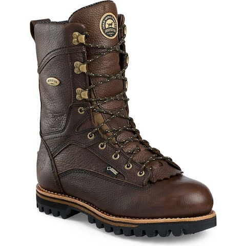 Irish Setter Mens Elk Tracker 1000g Hunting Boots – Brown