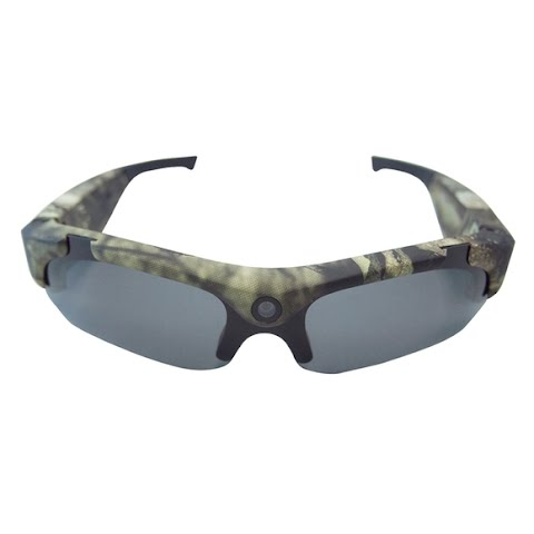 Pov Cameras Pro24 Video Sunglasses ( Mossy