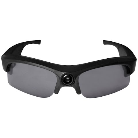 Pov Cameras Pro50 Video Sunglasses - Black