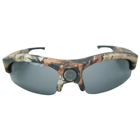 Pov Cameras Pro50 Video Sunglasses ( Mossy