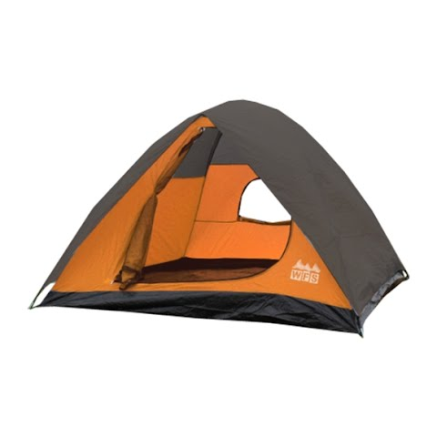 Product image of World Famous Square Dome 3 Person Tent
