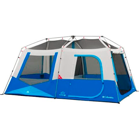 Columbia Fall River 10 Instant Cabin Tent