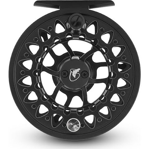 Image of Scientific Anglers Ampere Iv Fly Reel - Black