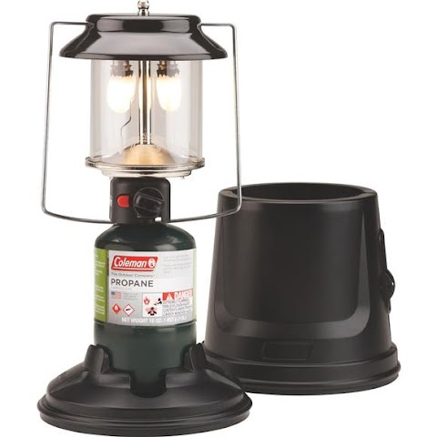 Product image of Coleman Two Mantle Instastart Quickpack Lantern