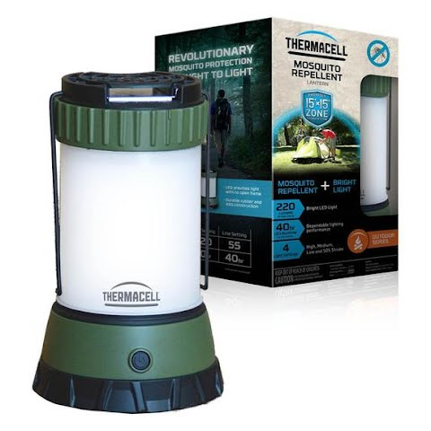 Product image of Thermacell Scout Mosquito Repeller Camp Lantern