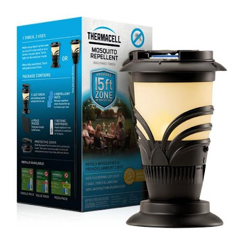 Product image of Thermacell Lexington Mosquito Repeller Torch
