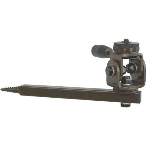 The Allen Co Anywhere Tree Trail Camera Holder – Olive