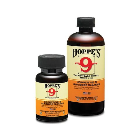Image of Hoppe's No . 9 Gun Bore Cleaner 16 Oz Bottle