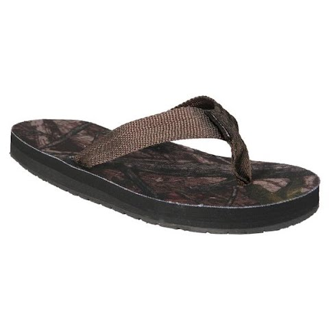 Product image of Northside Youth Boy ' S Gibson Flip - Brown Camo