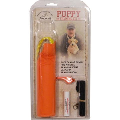 Image of Dokken Puppy Upland Training Kit