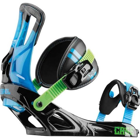 Image of Rossignol Cage V2 Snowboard Bindings