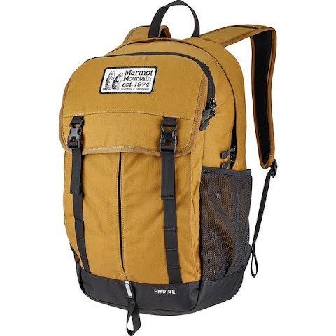 Marmot Empire Daypack - Waxed Field Brown