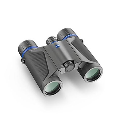 Product image of Zeiss Terra Ed Pocket 10x25 Pocket Binocular - Black