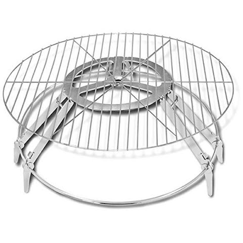 Image of Campfire Genie Bbq Grill And Fire Pit