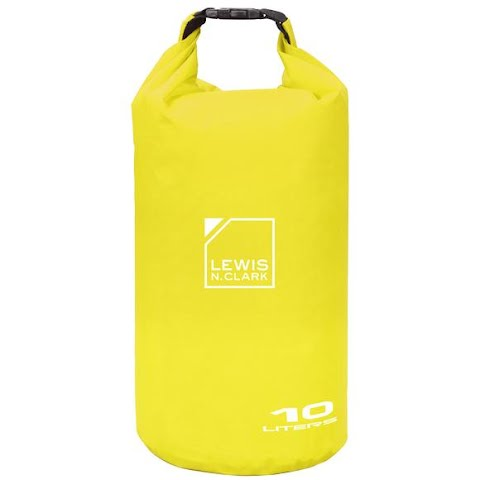 Product image of Lewis N . Clark Lightweight Dry Bag ( 10l ) - Yellow