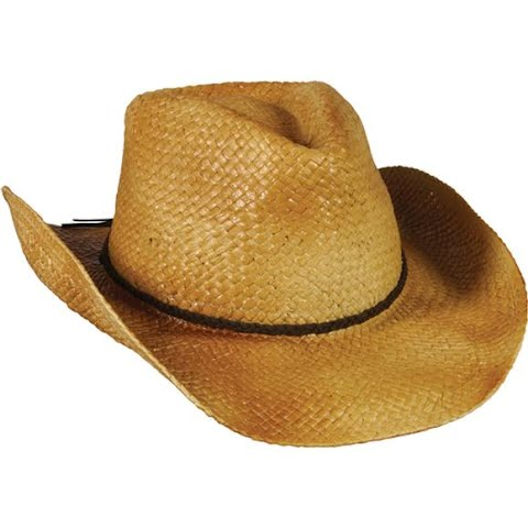 Product image of Outdoor Cap Men ' S Straw Cowboy Hat - Natural