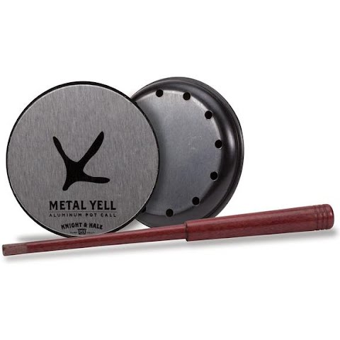 Knight And Hale Metal Yell Turkey Friction Call