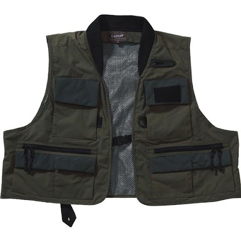 Caddis Wading Systems Natural Ensemble Vest