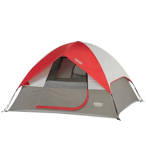 Wenzel 7x7 3 Person Dome Tent