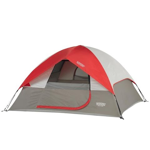Wenzel 12x10 8 Person Dome Tent