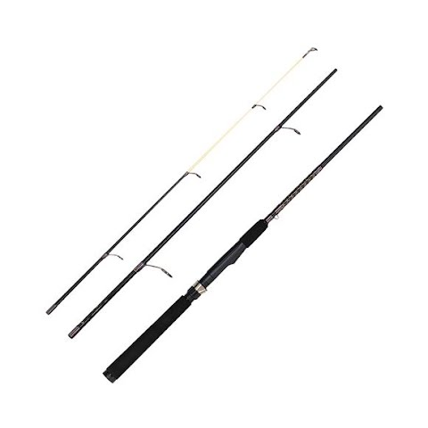 Eagle Claw Raptor Travel Spinning Rod 6 Foot 2 Piece