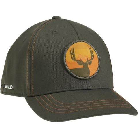 Image of Rep Your Water Muley Country Full Cloth Hat