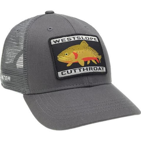 Image of Rep Your Water West Slope Cutthroat Hat