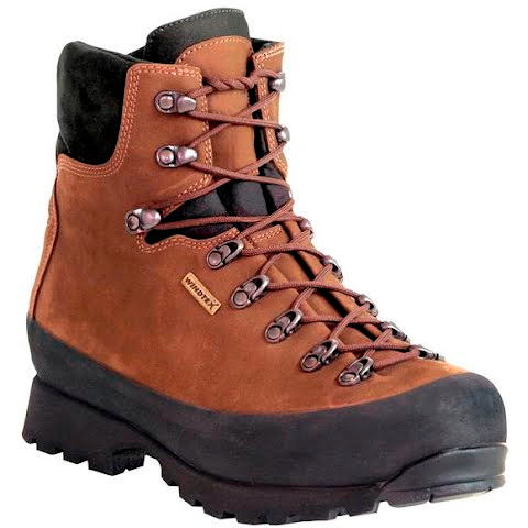 Image of Kenetrek Mens Hardscrabble Light Hunting Boots ( Wide ) - Brown