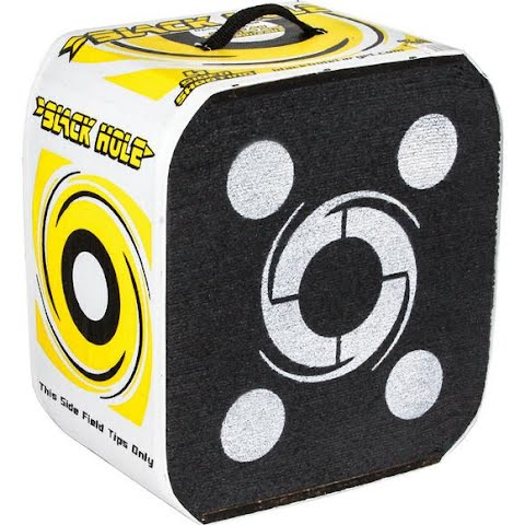 Image of Black Hole 18 Inch Archery Target