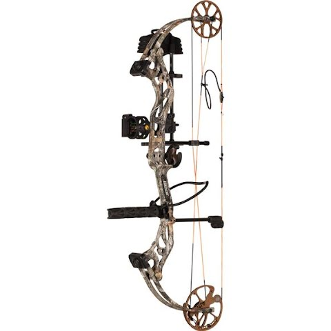 Fred Bear Archery Women ' S Prowess Rth 35 – 50 # Compound Bow ( Lh )