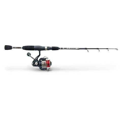 Zebco 33 Telecast 6ft Spinning Combo