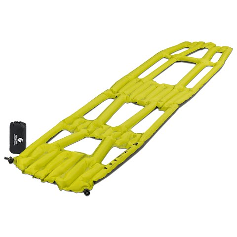 Image of Klymit Inertia X Frame Sleeping Pad - Yellow
