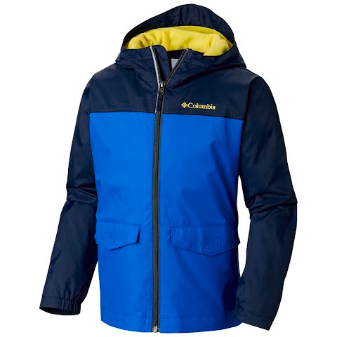 Columbia Boys Youth Rain Zilla Jacket -