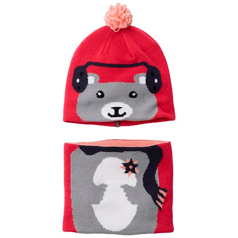 Columbia Youth Toddler Snow More Beanie And