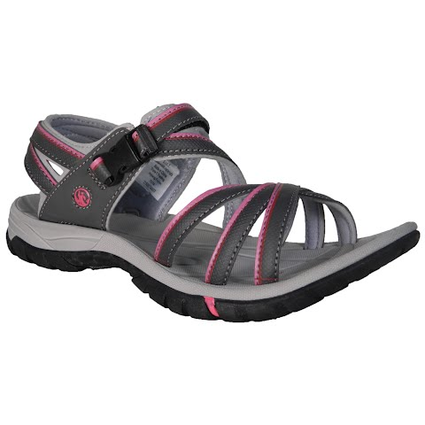 Product image of Northside Women's Kiva Sandal - Gray / Fuchsia