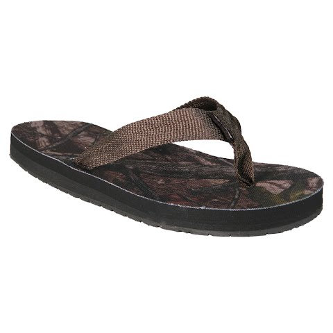 Product image of Northside Youth Boy's Gibson Flip - Brown Camo