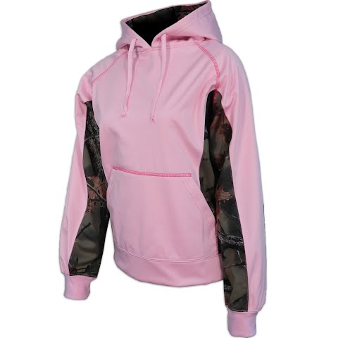 Product image of Trail Crest Women ' S Performance 360 Hoodie - Pink / Camo