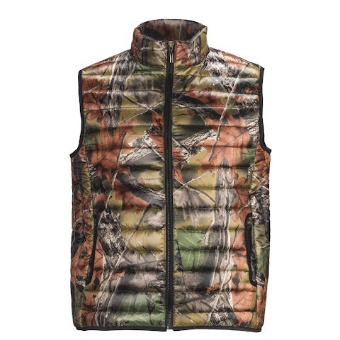 Trail Crest Men's Ultra Thurmic Silk Padded Quilted Vest – Highland Timber