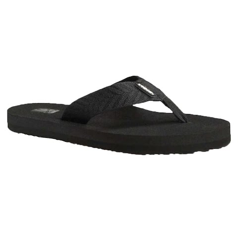 Teva Women ' S Mush Ii Sandal - Fronds Black