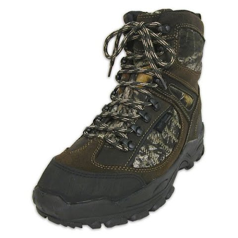 Itasca Women's Highwood Insulated Hunting Boot – Mossy Oak
