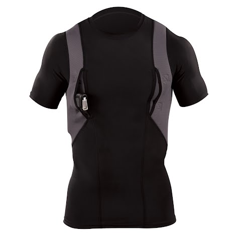 5 . 11 Tactical 5 . 11 Holster Shirt Black