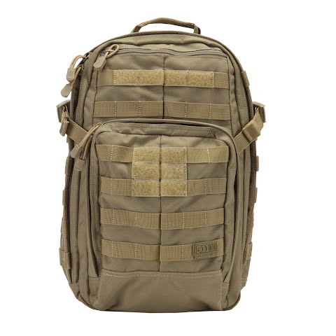 5 . 11 Tactical Rush 12 Backpack – Sandstone