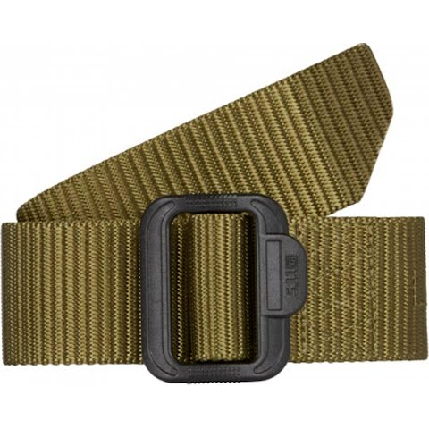 Image of 5 . 11 Tactical 1 . 75 Inch Tdu Belt ( Extended Sizes ) - Tdu Green