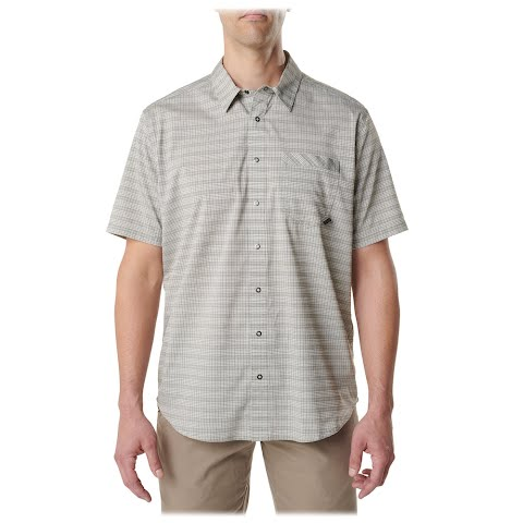 Image of 5 . 11 Tactical Intrepid Short Sleeve Shirt - Python