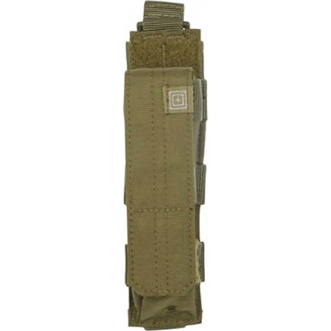 Image of 5 . 11 Tactical Mp5 Single Bungee Cover Pouch - Tac Od