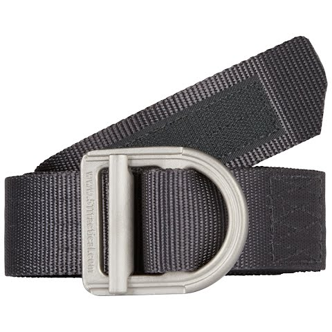 Image of 5 . 11 Tactical 1 . 5 Inch Trainer Belt - Charcoal