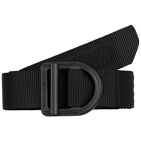 5 . 11 Tactical 1 . 5 Inch Trainer Belt Black