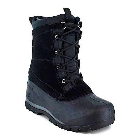 Northside Men ' S Everest Snow Boots – Onyx